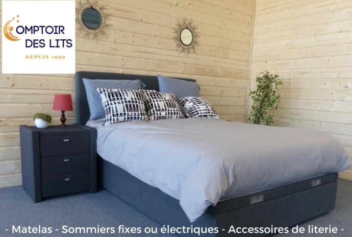 comptoir des lits horizon ce. Black Bedroom Furniture Sets. Home Design Ideas